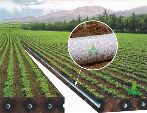微润灌溉--水肥气热一体化解决方案